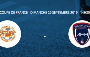 Match de la Coupe de France Dimanche 29 Septembre